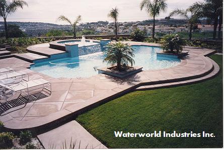 Orange County Classic Pool Designs
